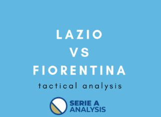 Lazio Fiorentina Tactical analysis