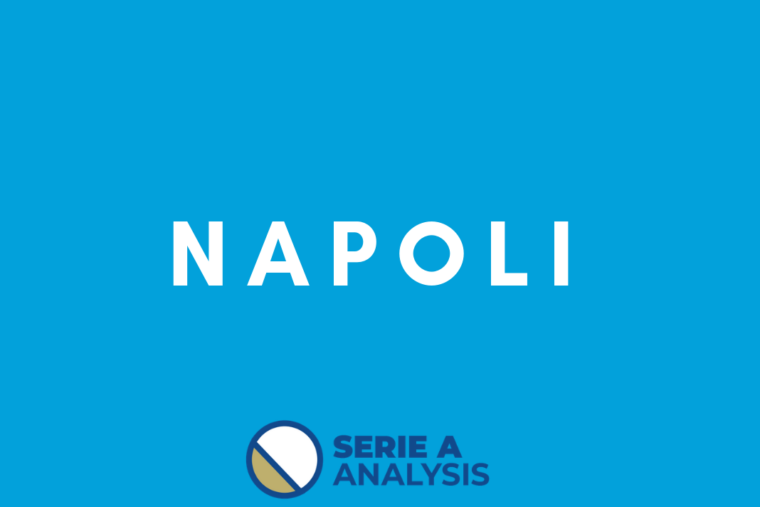 Napoli Tactical Analysis Statistics