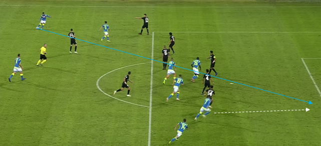 Napoli PSG Champions League Tactical Analysis Analysis
