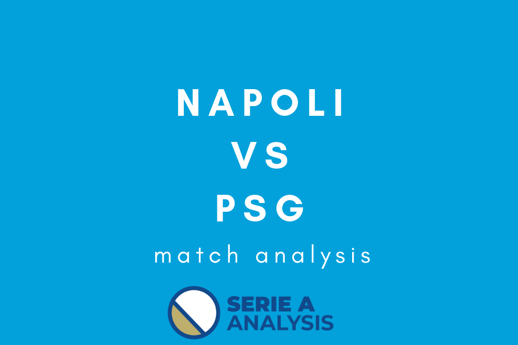 Tactical Analysis Champions League 2018 19  Napoli vs PSG 4cbf3a6d4e1cd