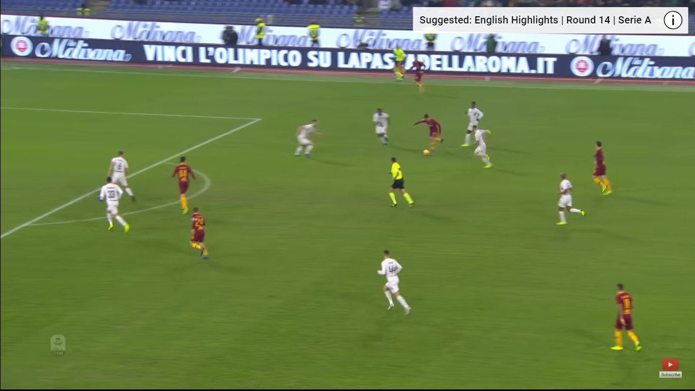 Roma Inter Serie A Tactical Analysis