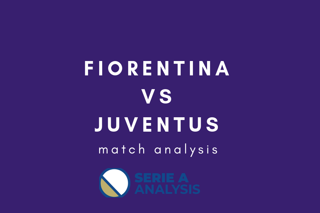 Serie A 2018/19: Fiorentina vs Juventus Tactical Analysis Statistics