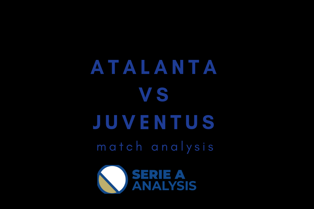 Serie A 2018/19 Atalanta vs Juventus Tactical Analysis Statistics