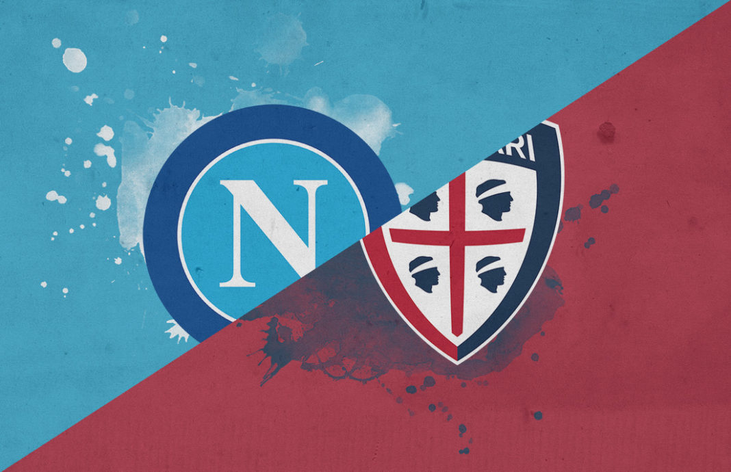 Napoli Cagliari Serie A Tactical Analysis Analysis