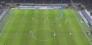Serie A 2019/20: Inter Milan vs Genoa – tactical analysis tactics