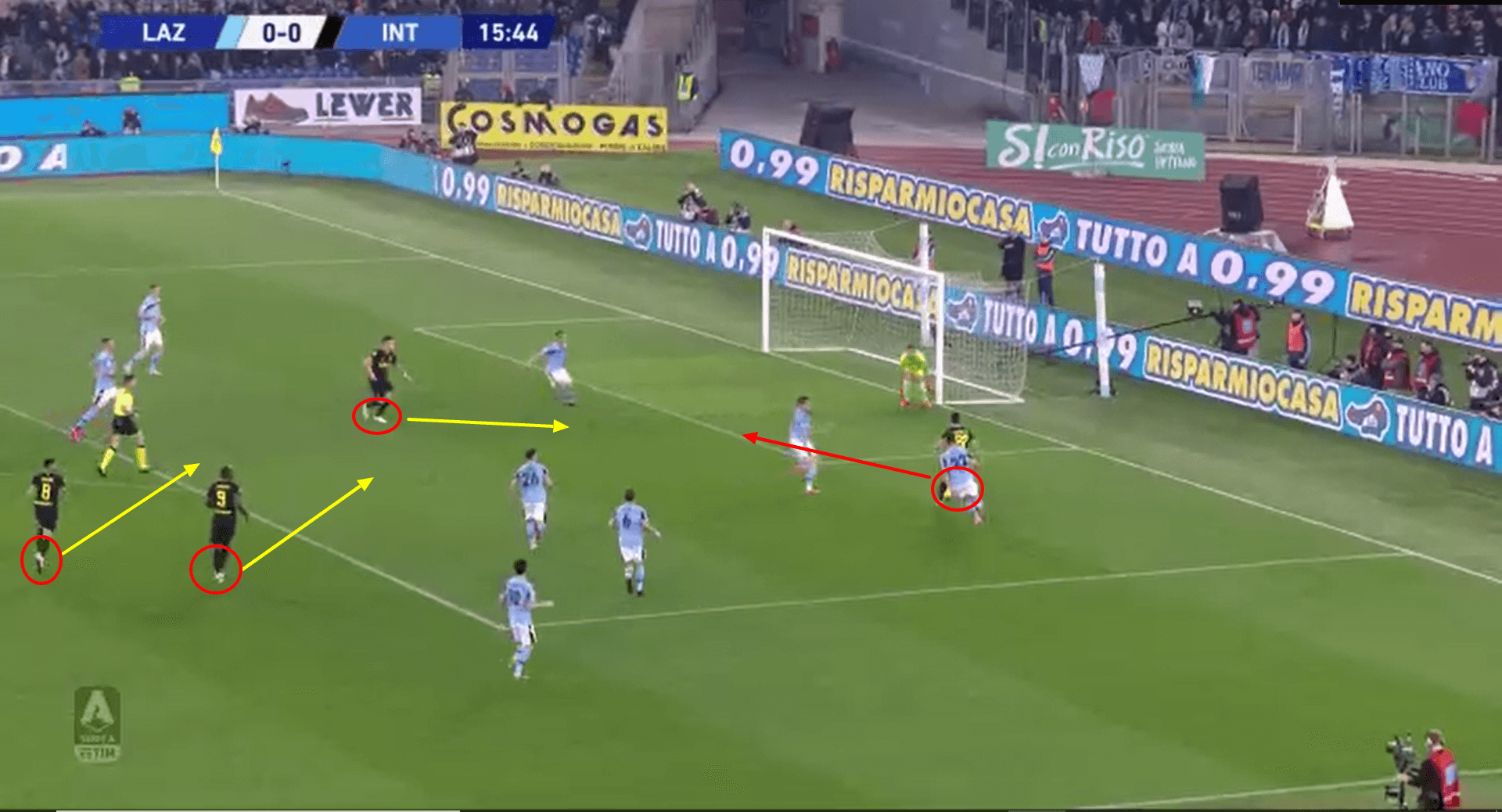 Antonio Candreva 2019/20 – scout report tactical analysis tactics