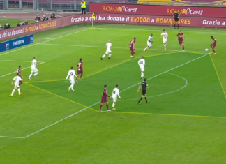 Serie A 2020/21: AC Roma vs Benevento – tactical analysis - tactics