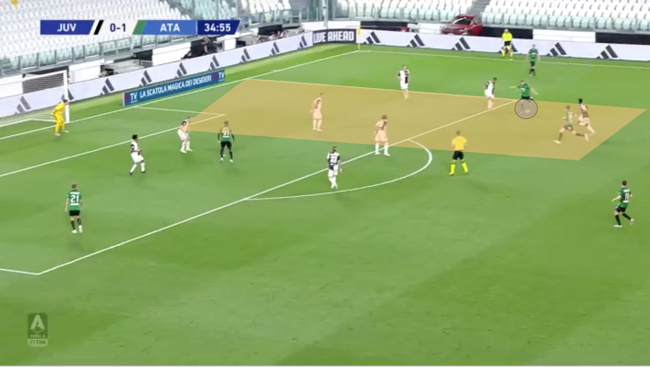 Atalanta: A discussion around the role of Josip Iličić - scout report - tactical analysis tactics